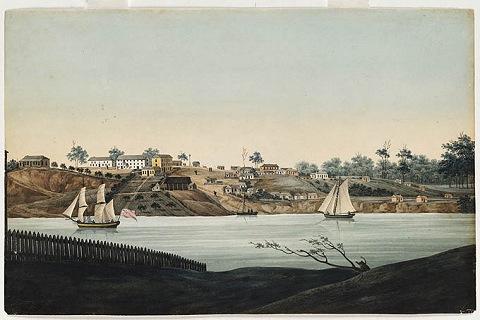 Sydney 1808