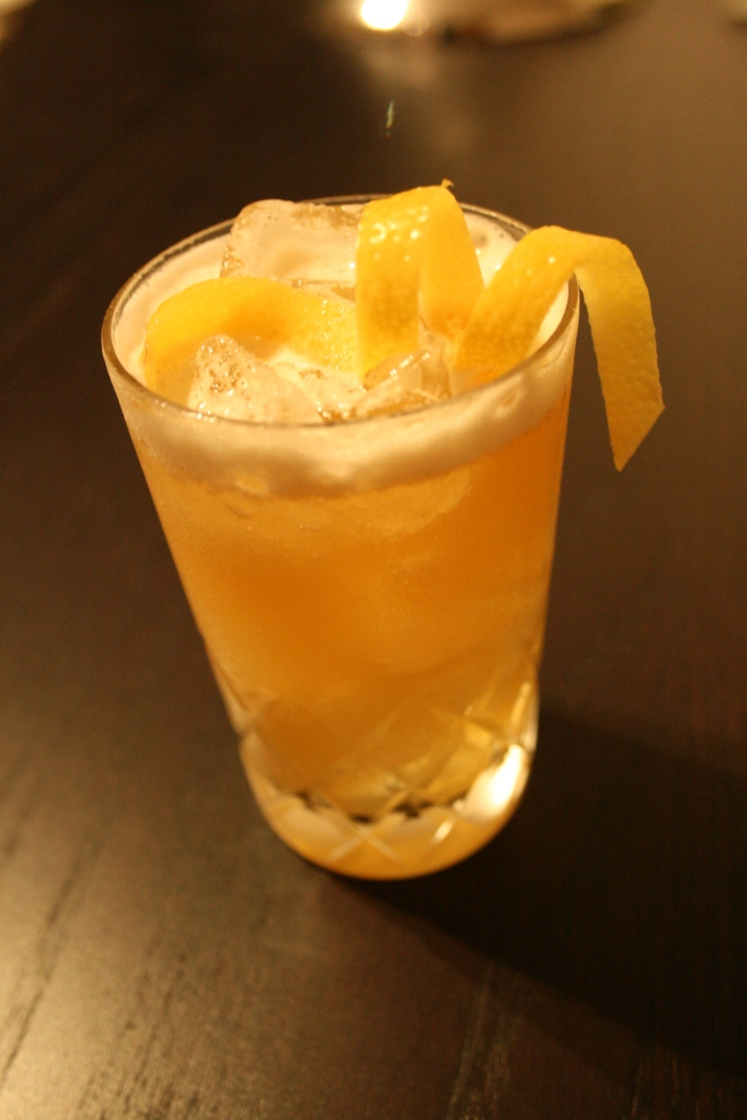 Whisky Sour - The Tasty Beveridge Edition