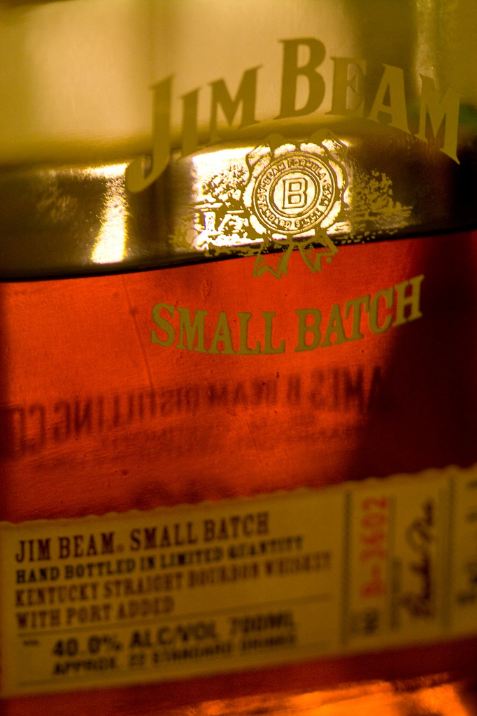Jim Beam Small Batch Bourbon