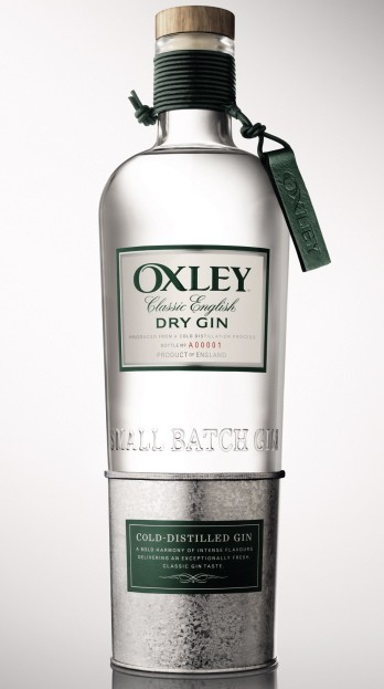 Oxley Gin bottle