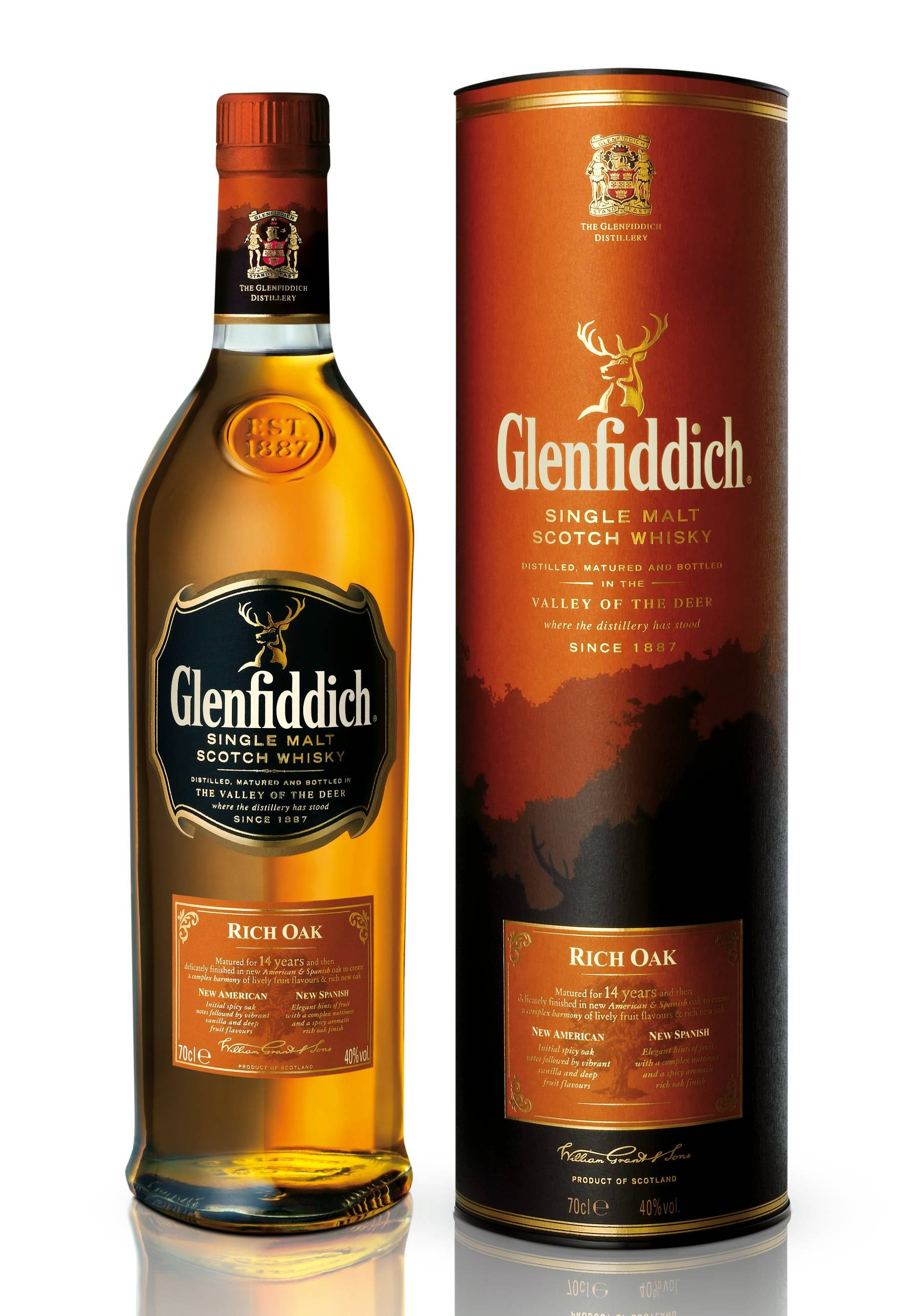 One day you will. Glenfiddich Rich Oak. | Everyday Drinking: http://everydaydrinking.wordpress.com/2011/09/29/one-day-you-will-glenfiddich-rich-oak/