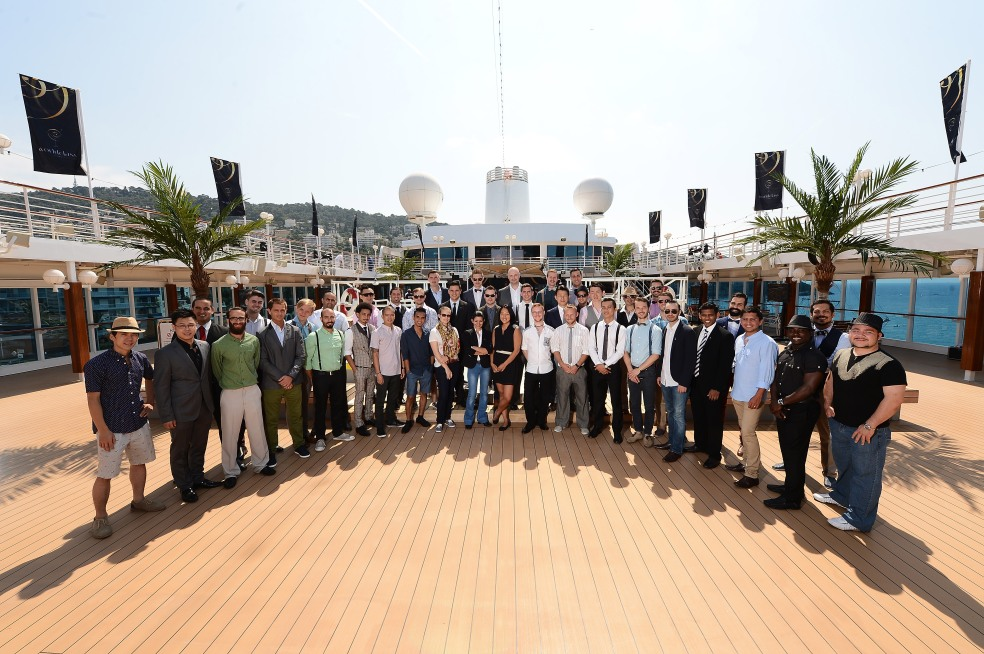 Diageo Reserve World Class Global Final 2013 - Day 1 - Photo Call