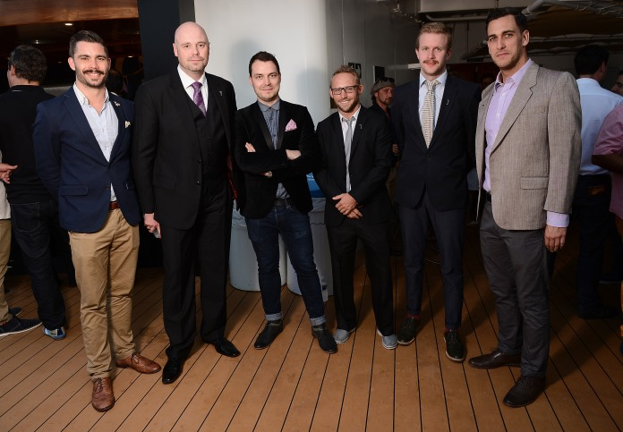 Diageo Reserve World Class Global Final 2013 - Day 1 - Welcome Reception