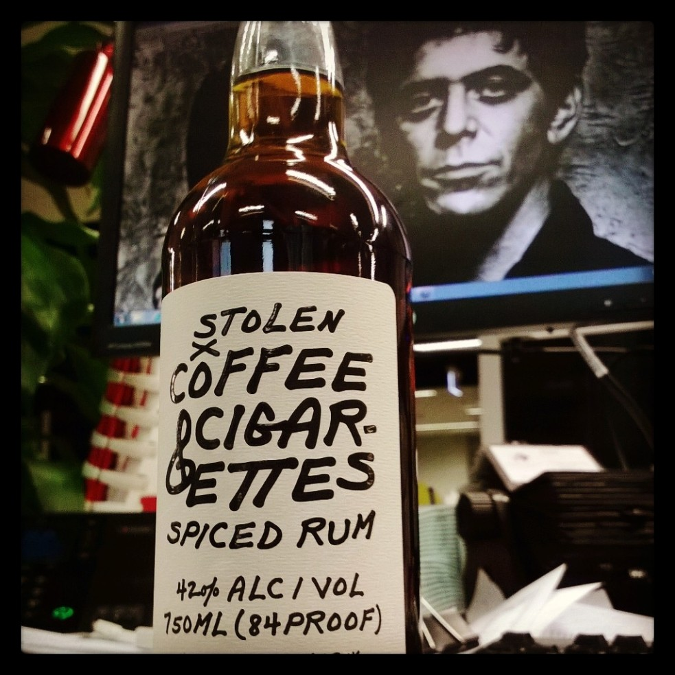 Stolen Rum Coffee and Cigarettes