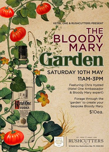 The bloody mary garden