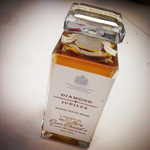 Diamond Jubilee Sample